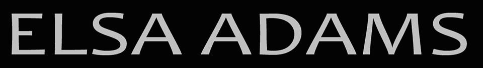 ELSA ADAMS logo