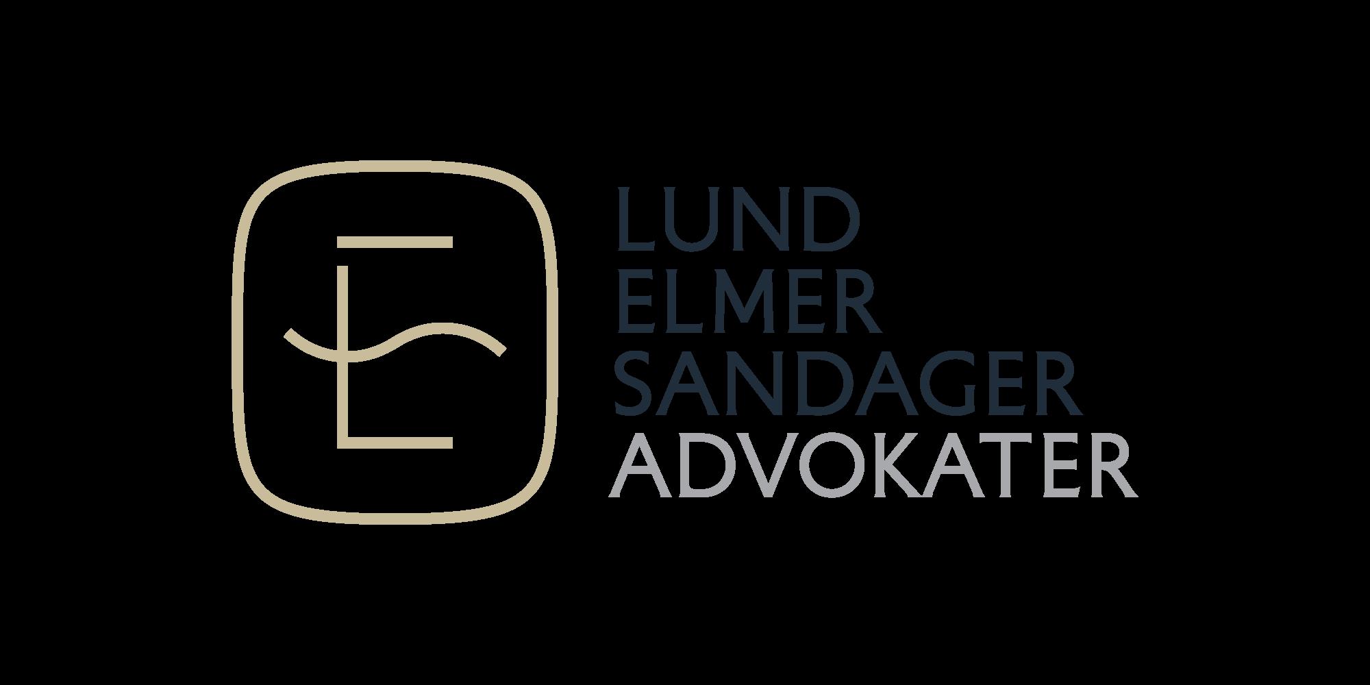 Lund Elmer Sandager logo